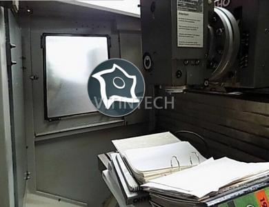 Универсально-фрезерный станок с ЧПУ MAHO MH 600 E