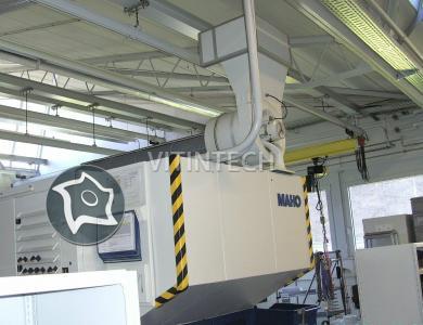 Универсально-фрезерный станок с ЧПУ MAHO MH 700 S