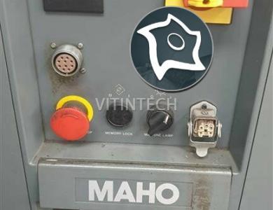 Универсально-фрезерный станок с ЧПУ MAHO MH 800 W