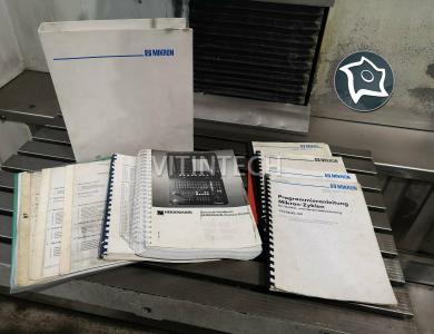 Универсально-фрезерный станок с ЧПУ Mikron UME 600