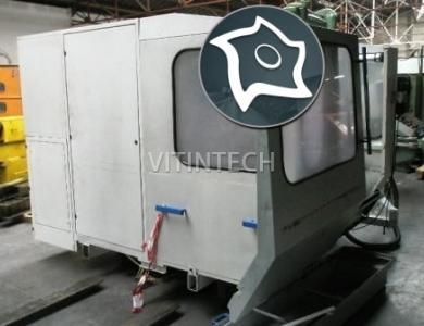 Универсально-фрезерный станок с ЧПУ MIKRON WF 32 C
