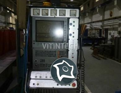 Универсально-фрезерный станок с ЧПУ Zayer 20 KF 4000