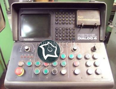 Универсальный фрезерный станок с ЧПУ DECKEL FP 5 NC