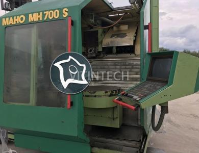 Универсальный фрезерный станок с ЧПУ MAHO MH 700 S
