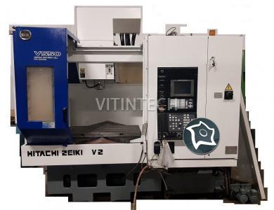Вертикально-фрезерный обрабатывающий центр с ЧПУ HITACHI SEIKI VS 50-40