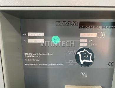 Вертикально-фрезерный станок DMG DECKEL MAHO DMC 64 V Linear
