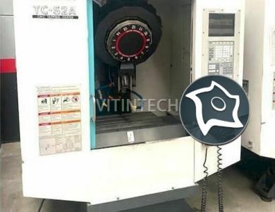 Вертикально-фрезерный станок с ЧПУ Brother TC-S2A