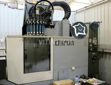 Вертикально-фрезерный станок с ЧПУ CHIRON FZ 12 S MAGNUM