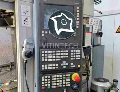 Вертикально-фрезерный станок с ЧПУ CHIRON FZ 12 WM