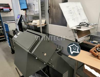 Вертикально-фрезерный станок с ЧПУ CHIRON FZ 15 W