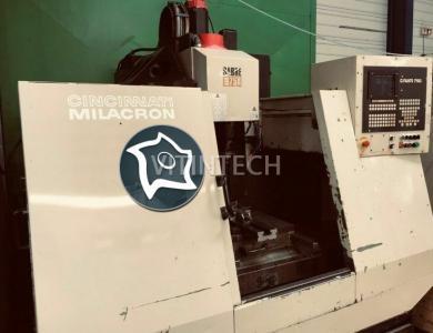 Вертикально-фрезерный станок с ЧПУ CINCINNATI MILACRON SABRE 750