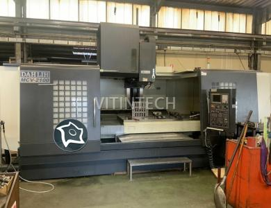 Вертикально-фрезерный станок с ЧПУ Dah Lih LIEDER MCV 2100