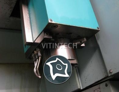 Вертикально-фрезерный станок с ЧПУ Deckel DC 50 V