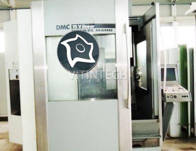 Вертикально-фрезерный станок с ЧПУ Deckel Maho DMC 75 V Linear