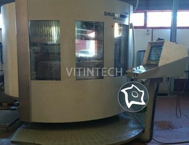 Вертикально-фрезерный станок с ЧПУ Deckel Maho DMU 100 T