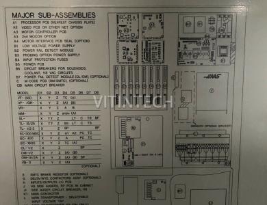Вертикально-фрезерный станок с ЧПУ HAAS MINIMILL HE