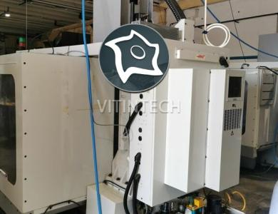 Вертикально-фрезерный станок с ЧПУ HAAS VCE 500
