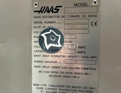 Вертикально-фрезерный станок с ЧПУ HAAS VF-2 SS