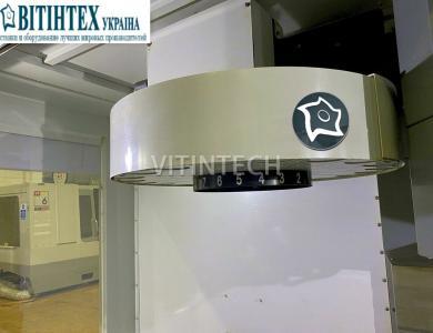 Вертикально-фрезерный станок с ЧПУ HAAS VF 5