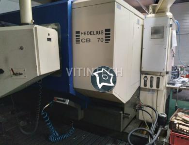 Вертикально-фрезерный станок с ЧПУ Hedelius CB 70