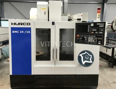 Вертикально-фрезерный станок с ЧПУ Hurco BMC 24/16 SSM