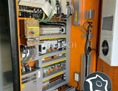 Вертикально-фрезерный станок с ЧПУ Hurco VMX 50