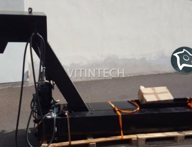 Вертикально-фрезерный станок с ЧПУ Huron KX8