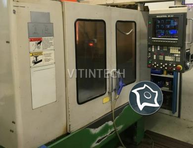Вертикально-фрезерный станок с ЧПУ MAZAK V 414