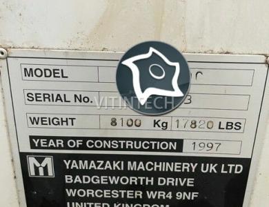 Вертикально-фрезерный станок с ЧПУ Mazak VTC 20 B