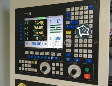 Вертикально-фрезерный станок с ЧПУ MICROMILL VMC 1300