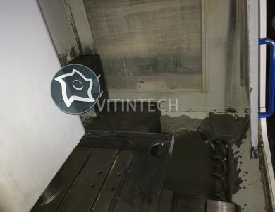 Вертикально-фрезерный станок с ЧПУ Mikron Haas VCE 550 VF-1