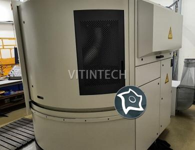 Вертикально-фрезерный станок с ЧПУ Mikron HSM 400