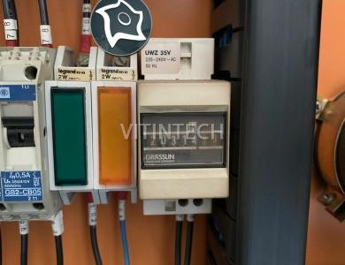 Вертикально-фрезерный станок с ЧПУ Mikron VC 750 C