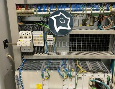 Вертикально-фрезерный станок с ЧПУ Mikron VCP 710