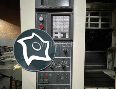 Вертикально-фрезерный станок с ЧПУ OLYMPIC SEIKI S-650