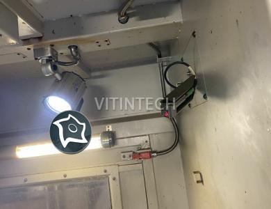 Вертикально-фрезерный станок с ЧПУ POS PosMill CE 1000