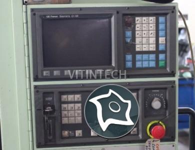 Вертикально-фрезерный станок с ЧПУ Traub TVC 200P S/N