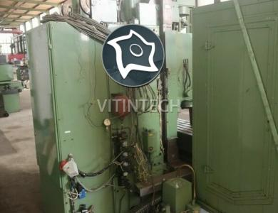 Вертикально-фрезерный станок с ЧПУ WANDERER VF 20-2