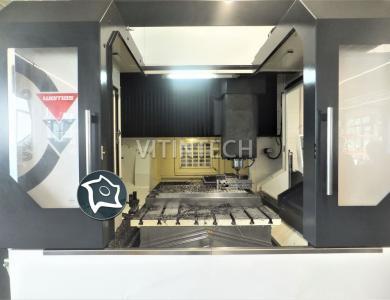 Вертикальный портальный обрабатывающий центр Wemas VZP 1600