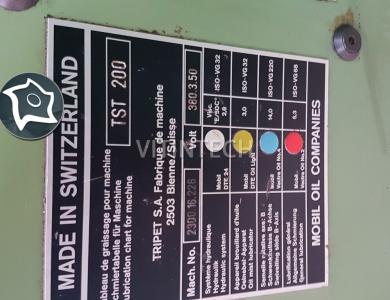 Внутришлифовальный станок TRIPET TST 200 CNC