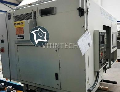 Зубофрезерный станок горизонтальный с ЧПУ PFAUTER MIKRON A 25 CNC