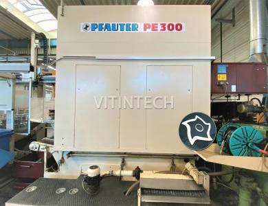 Зубофрезерный станок с ЧПУ Pfauter Gleason PE 300 CNC