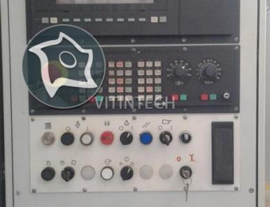 Зубофрезерный станок вертикальный с ЧПУ TOS CELAKOVICE OFA 75 CNC6