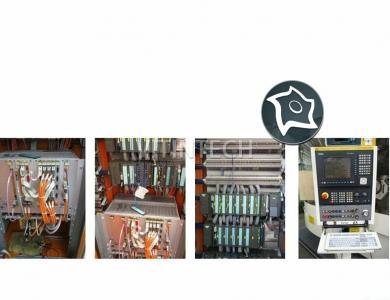Зубошлифовальный станок с ЧПУ REISHAUER RZ 400