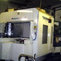 Горизонтально-фрезерный обрабатывающий центр Kitamura Mycenter Н 400