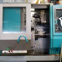 Токарно-фрезерный обрабатывающий центр Index ABC 42