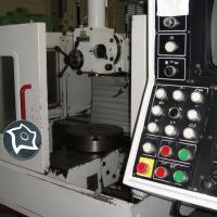 Универсально-фрезерный обрабатывающий центр Hermle UWF 600