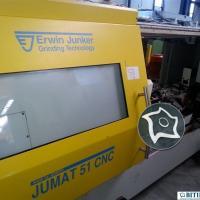 Круглошлифовальный станок с ЧПУ JUNKER Jumat 51