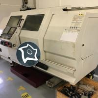 Циклический станок токарный HARRISON ALPHA 1550 U