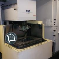 Электроэрозионный проволочно-вырезной станок с ЧПУ AGIE Challenge 2